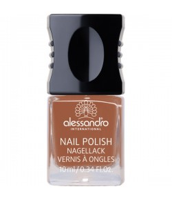 Alessandro Colour Code 4 Nail Polish 903 Mocca 10 ml