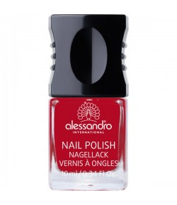 Alessandro Colour Code 4 Nail Polish 904 Red Paradise 10 ml
