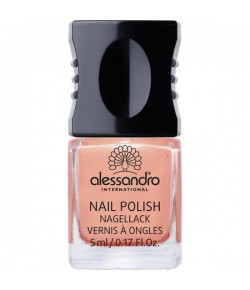 Alessandro Colour Code 4 Nail Polish 911 Satin Rosa 5 ml