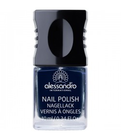 Alessandro Colour Code 4 Nail Polish 912 Urban Denim 10 ml