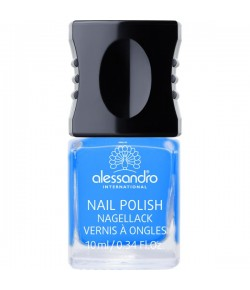 Alessandro Colour Code 4 Nail Polish 917 Baby Blue 10 ml
