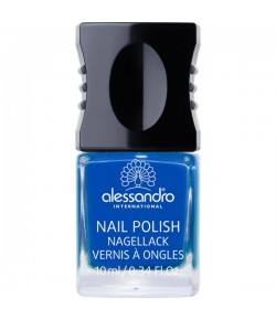 Alessandro Colour Code 4 Nail Polish 919 Got the Blues 10 ml