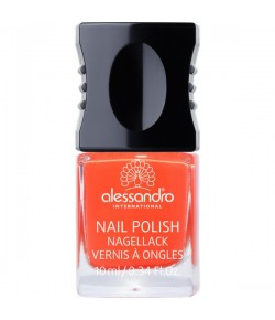 Alessandro Colour Code 4 Nail Polish 925 Papa Papaya 10 ml