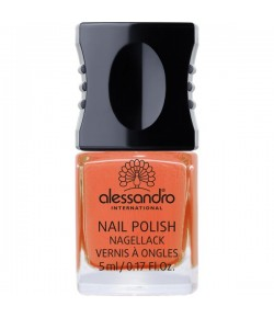 Alessandro Colour Code 4 Nail Polish 926 Peach It Up 5 ml