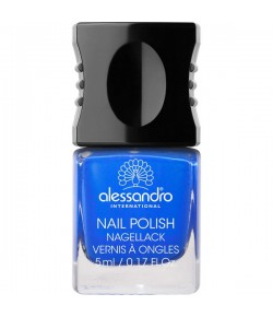 Alessandro Colour Code 4 Nail Polish 93 Deep Ocean Blue 5 ml