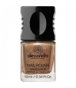 Alessandro Colour Code 4 Nail Polish 99 Rich & Royal 10 ml