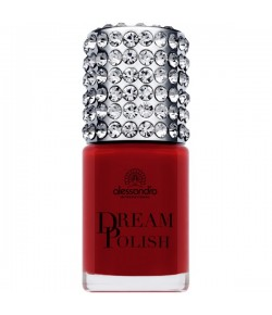 Alessandro Dream Collection Dream Polish Lady In Red 15 ml