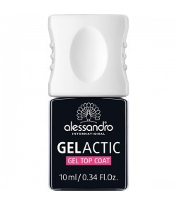 Alessandro Gelactic Gel Top Coat 10 ml