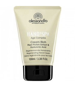 Alessandro Hand!Spa Age Complex Cream Rich 100 ml