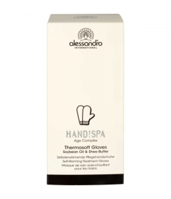 Alessandro Hand!Spa Age Complex Thermasoft Pflegehandschuhe 1 Paar