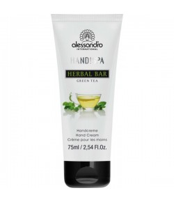 Alessandro Hand!Spa Herbal Bar Handcreme 75 ml
