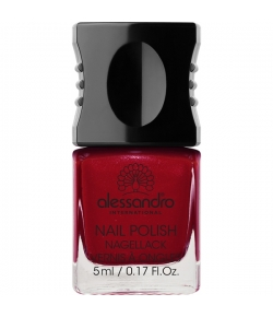 Alessandro Nagellack Red Stars Red Paradise 5 ml