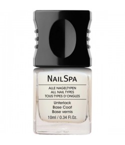 Alessandro NailSpa Lotus Pflegender Unterlack 10 ml