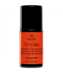 Alessandro Striplac 14 Orange Red 8 ml