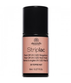 Alessandro Striplac 20 Toffee Nut 8 ml