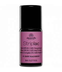 Alessandro Striplac 41 Sweet Blackberry 8 ml