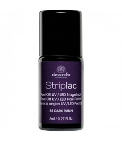 Alessandro Striplac 55 Dark Rubin 8 ml