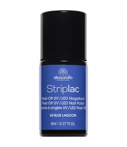 Alessandro Striplac 60 Blue Lagoon 8 ml