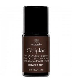Alessandro Striplac 83 Black Cherry 8 ml
