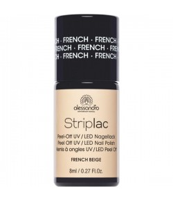 Alessandro Striplac French beige 8 ml