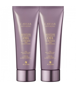 Alterna Caviar Moisture Intense Oil Crème Deep Conditioner 2 x 458 ml
