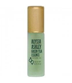 Alyssa Ashley Green Tea Perfume Oil - Körperöl 7,5 ml