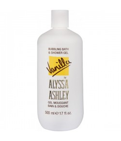 Alyssa Ashley Vanilla Bath & Shower Gel 500 ml