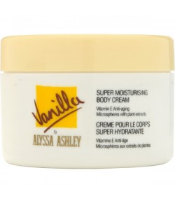 Alyssa Ashley Vanilla Body Cream 250 ml