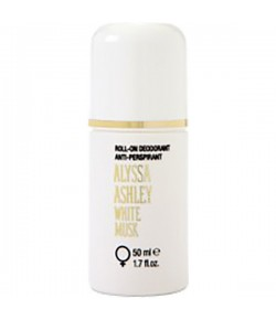 Alyssa Ashley White Musk Deodorant Roll-on 50 ml