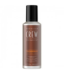 American Crew Techseries Control Foam 200 ml