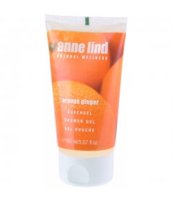 Annemarie Börlind Anne Lind Duschgel orange ginger 150 ml