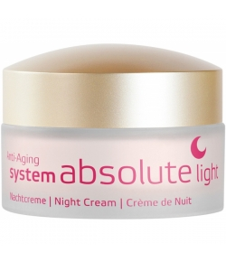 Annemarie Börlind Anti-Aging System Absolute Nachtcreme light 50 ml