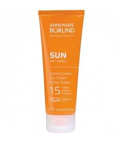 Annemarie Börlind Sun Care Sonnen-Creme (LSF-15) 75 ml