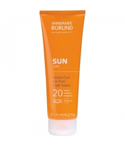 Annemarie Börlind Sun Care Sonnen-Fluid (LSF-20) 125 ml