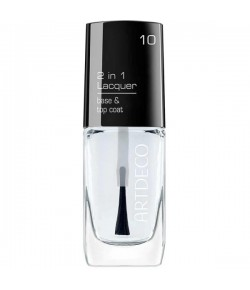 Artdeco 2 in 1 Lacquer   10  ml