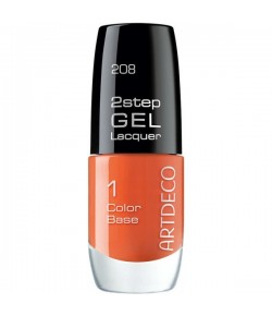 Artdeco 2step Gel Lacquer Color Base 208 keep it coral 6 ml