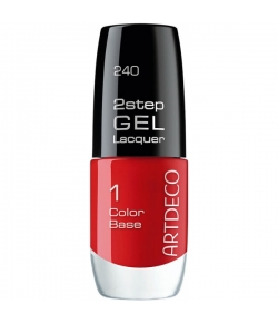 Artdeco 2step Gel Lacquer Color Base 240 fire my heart 6 ml