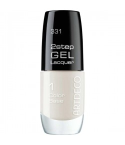 Artdeco 2step Gel Lacquer Color Base 331 blank space 6  ml