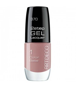 Artdeco 2step Gel Lacquer Color Base 370 muddy water 6 ml