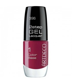 Artdeco 2step Gel Lacquer Color Base 396 berry me 6 ml