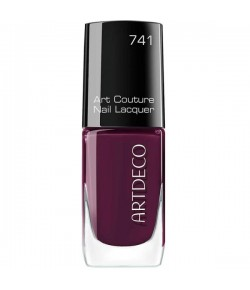 Artdeco Art Couture Nail Lacquer 741 purple emperor 10 ml