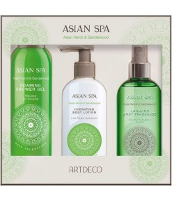 Artdeco Asian Spa Deep Relaxation Deep Relaxation Geschenk-Set 1 200 ml