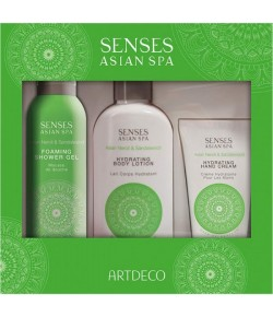 Artdeco Asian Spa Deep Relaxation Set 100 ml + 200 ml + 75 ml