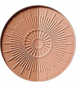 Artdeco Bronzing Powder Compact long-lasting Refill natural-80 10 g