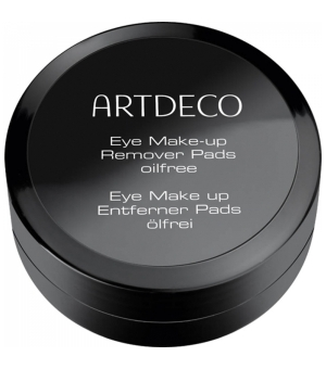 Artdeco Eye Make-up Remover Pads - oilfree (Special Size) 30 Stk.
