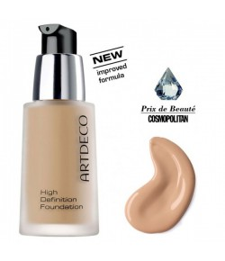 Artdeco High Definition Foundation 45 light warm beige 30 ml