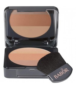 BABOR AGE ID Make-up Tri-Colour Blush 01 bronze 11 g