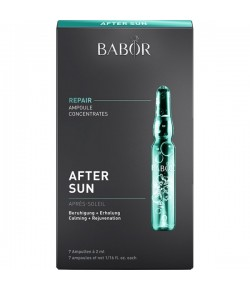 BABOR Ampoule Concentrates Repair After Sun 7 x 2 ml
