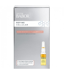 BABOR Doctor BABOR Refine Cellular Glow Booster Bi-Phase Ampoules 7 x 1 ml