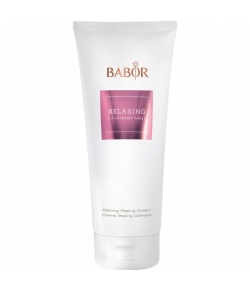 BABOR Spa Relaxing Lavender Mint Calming Peeling Cream 200 ml